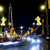 Howard Hotel: the world famous Blackpool Illuminations