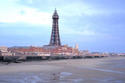Blackpool Tower is one of the UK's most famous seaside attractions